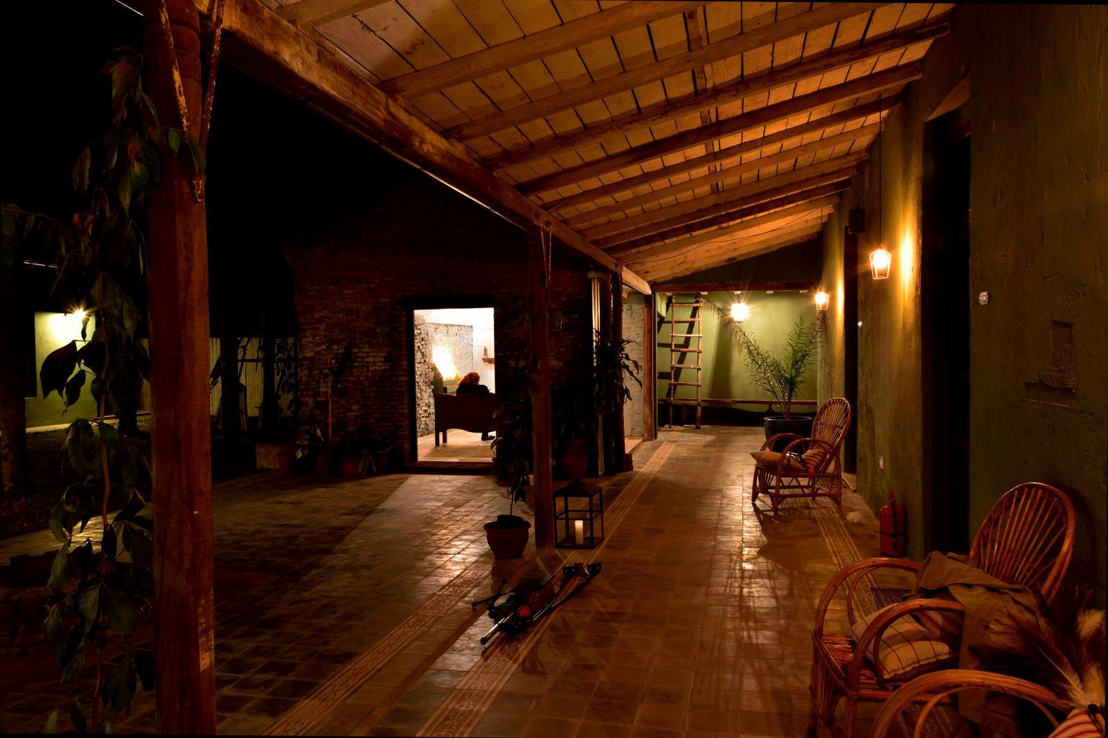 La Alondra'i, Casa de Pueblo